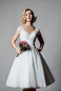 1054 tiana tea length short wedding dress with cap sleeve for Sparkly wedding dresses with sleeves