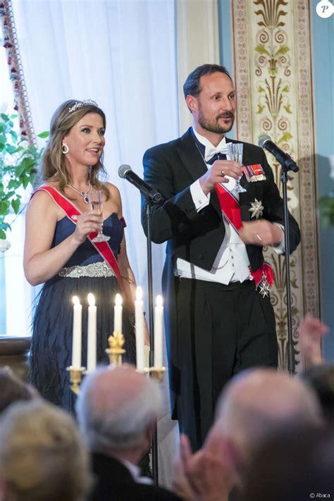La Princesse Märthalouise Et Le Prince Héritier Haakon De