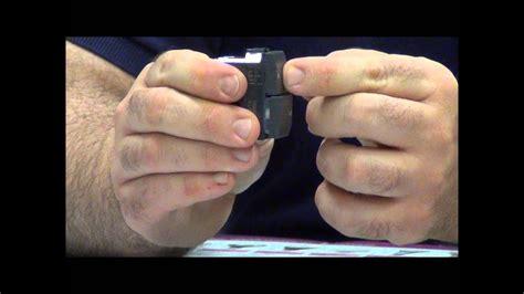 differenza tra saliscendi interbloccato e non interbloccato pillola n 12 di materiale