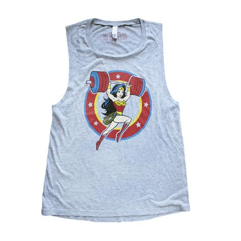The Weightlifting Wonder Womens Muscle Tank