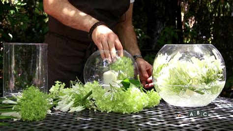 vasi trasparenti vetro abc quot un posto al fiore quot fashion