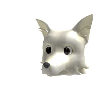 catalogarctic fox head roblox wikia fandom powered