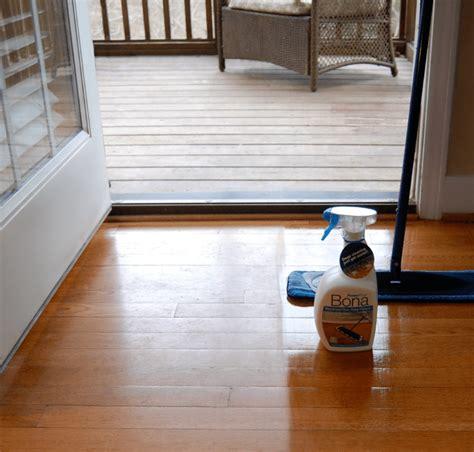 Cleaning Hardwood Floors  Bona  Sweepstakes A