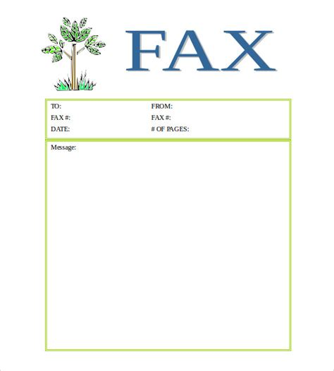 fax cover sheet template free 12 free fax cover sheet templates free sle exle format free premium