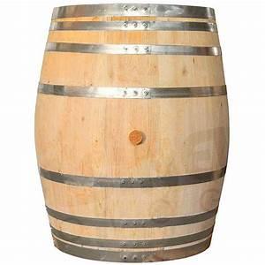 Tonneau En Bois : tonneau en ch ne 300 l reg ner vin polsinelli enologia ~ Melissatoandfro.com Idées de Décoration