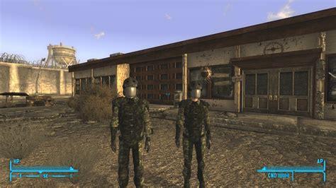 sierra madre armor retexture fallout  vegas dead
