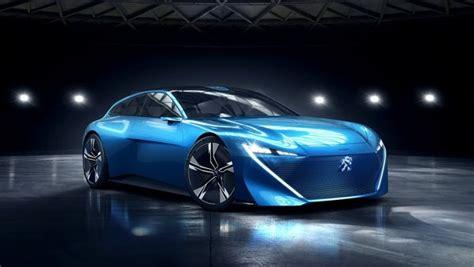 peugeot instinct car review  top speed