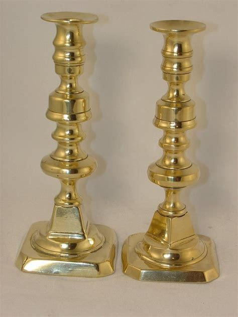 candlestick ls for sale pair brass candlesticks 8 75 for sale antiques com
