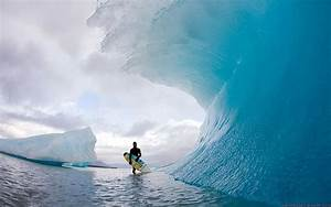 Antarctica's Frozen Waves - How Can Waves Freeze Like That?