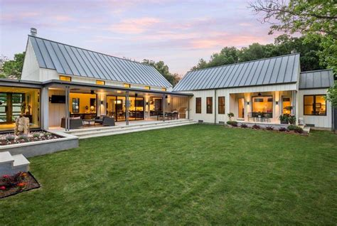 campanelli shaped ranch ideas exterior contemporary home building plans