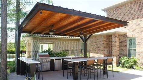 Modern Patio Cover #3613