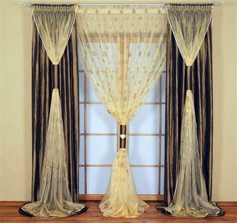 30 curtains decoration exles dress up the windows