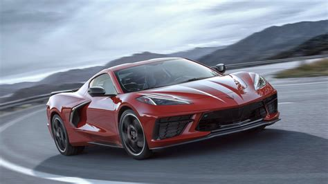 New Mid-engine 2020 Chevrolet Corvette Stingray Costs Less