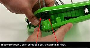How To Guide  Replace Y Belt