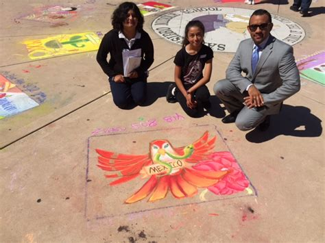 San Ysidro School District Students Celebrate Mexican ...