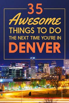 denver visitors bureau the guide to denver in a weekend restaurant
