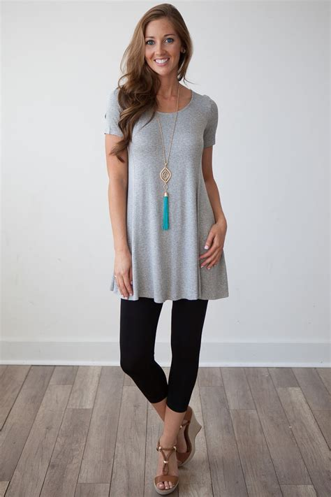 Image result for summer outfits with leggings   Outfits   Pinterest   Summer