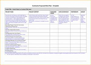 9 work plan template cashier resume With what is a work plan template