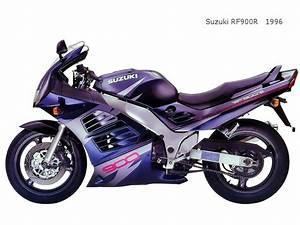 Suzuki Rf600r  Rf900r 1994