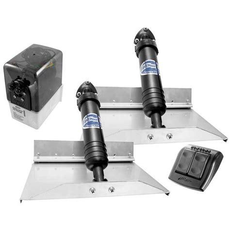 Bennett Marine Classic Hydraulic Trim Tab System