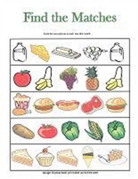 categories images worksheets  kids preschool
