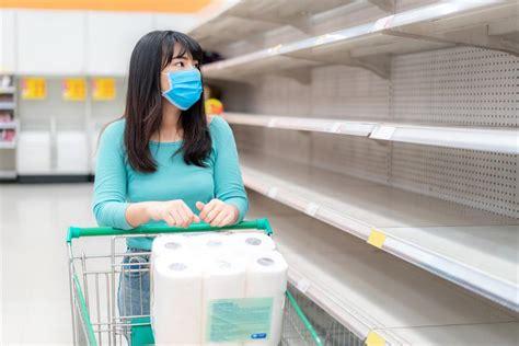 Pandemics and panic buying