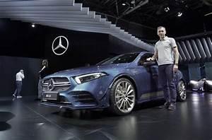 Nouvelle Mercedes Classe E : a bord de la nouvelle mercedes classe a 35 amg l 39 argus ~ Farleysfitness.com Idées de Décoration