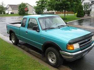 1993 Ford Ranger - Overview