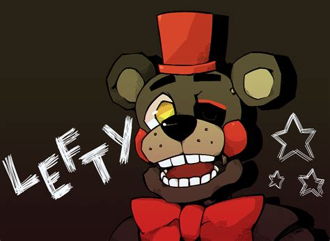 lefty 8th clipart fivenightsatfreddys
