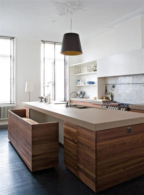 island kitchen bench designs 55 functional and inspired kitchen island ideas and