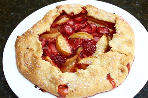 The Easiest Most Impressive Fruit Galette