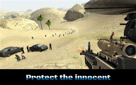 sniper ops 3d kill terror shooter br appstore