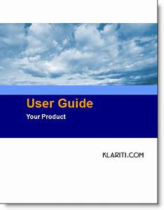 user guide download ms word sample template and how to With online user manual template