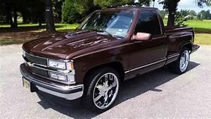 1988 Custom Silverado Pt 1