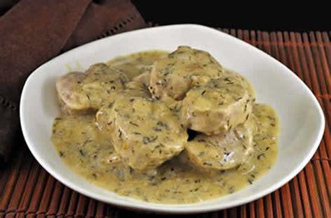 filet mignon porc creme fraiche cookeo recette cookeo facile