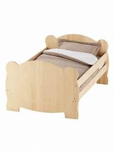 Lit Evolutif Fille : lit en brut brut peindre pour chambre d 39 enfant ou de junior meuble en bois personnaliser ~ Teatrodelosmanantiales.com Idées de Décoration
