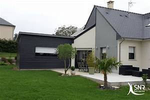 Extension de maison quelles sont les regles a connaitre for Projet d extension maison