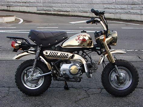 Classic Honda Monkey by Honda Monkey Bikes Classic Motorbikes