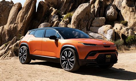 Fisker aims to capture iconic appeal of the Mini, VW ...