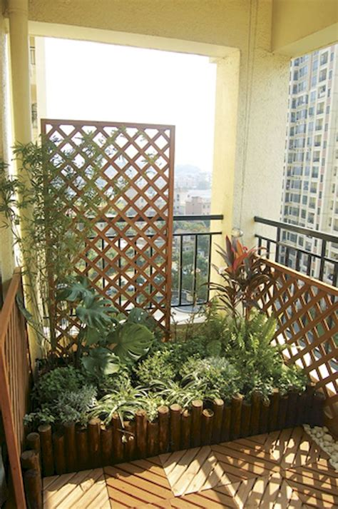 affordable cozy apartment balcony decorating ideas