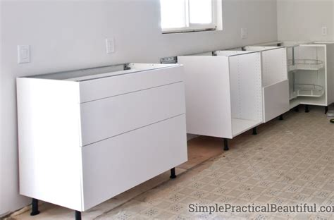 base kitchen cabinets without drawers how to assemble an ikea sektion base cabinet simple 7602