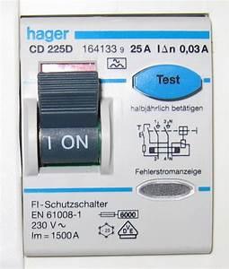 Fi Typ A : fi schalter ~ Markanthonyermac.com Haus und Dekorationen
