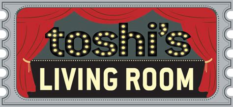 Toshis Living Room live band schedule east coast band