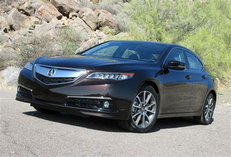 drive review  acura tlx testdriventv