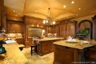 Decorative Gourmet Kitchen House Plans by Luxury Kitchen Designer Hungeling Design Clive