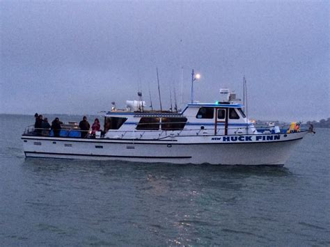 Emeryville Party Boat Fishing by New Huck Finn Marin Coast Rockfish Report