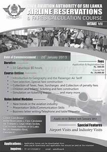 Airline Reservation & Fares Calculation course by Civil ...