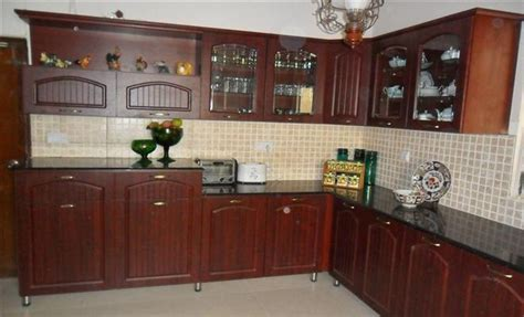 awesome wooden kitchen design designs  home design