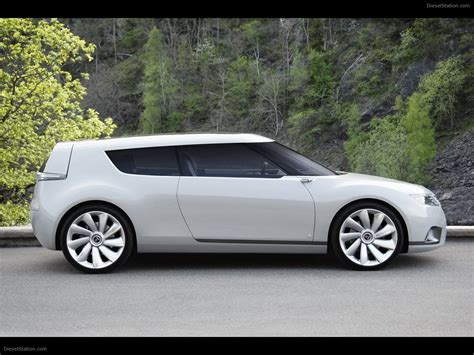 Saab 9 X Biohybrid Concept Exotic Car Image 04 Of 24