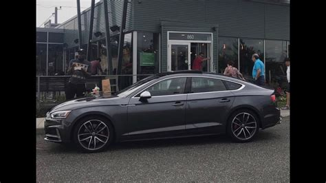 2018 Audi S5 Sportback Full Review